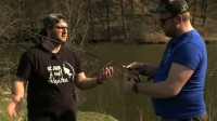 VIDEO: Způsoby nahazování + test šňůra vs. vlasec
