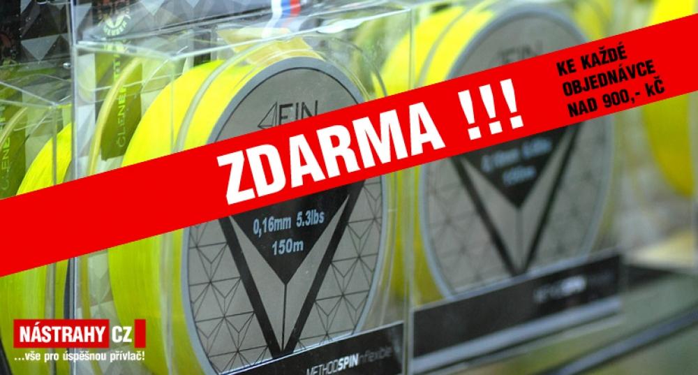 ZADARMO Vlasec Method SPINNING/fluo 150 m - obj. nad 35,- EUR
