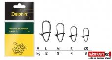 Karabinka Fastlock micro snap 10 ks