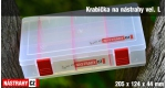 ZDARMA Krabička NÁSTRAHY.cz  (2,6 EUR) L - obj. nad 27,- EUR