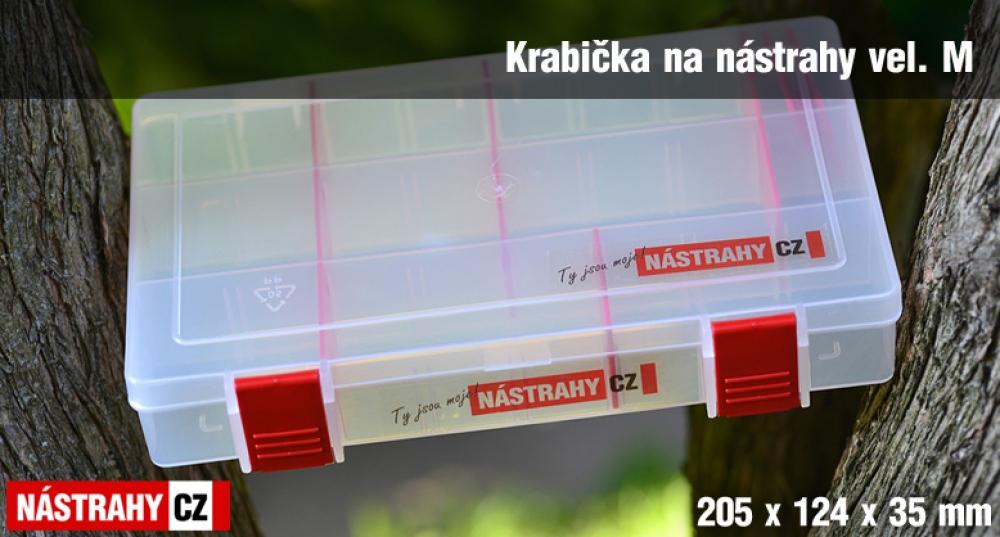 ZDARMA Krabička NÁSTRAHY.cz  (2,4 EUR) M - obj. nad 27,- EUR
