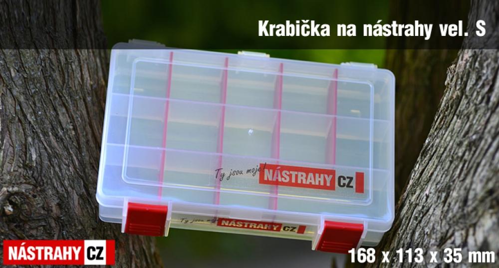 ZDARMA Krabička NÁSTRAHY.cz (2,2 EUR) S - obj. nad 27,- EUR