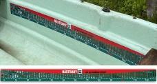 Lodný nalepovaci meter 125 cm RedBASS