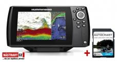 Humminbird HELIX 7 CHIRP SI GPS G2 + karta AUTOCHART ZDARMA