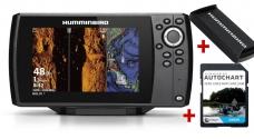 Humminbird HELIX 7x CHIRP MSI GPS G3N + karta AUTOCHART ZDARMA