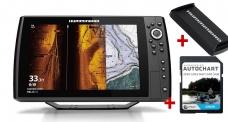 Humminbird HELIX 12x CHIRP MSI+ GPS G4N + karta AUTOCHART A KRYT ZADARMO