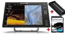 Humminbird SOLIX 15 CHIRP MSI+ GPS G3 + karta AUTOCHART ZDARMA