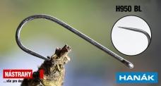 Bezprotihrotý háčik HANÁK H950BL