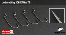 Offsetový jednoháčik ICHIKAWA TEFLON TG1