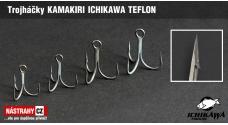 Trojháčik KAMAKIRI ICHIKAWA TEFLON