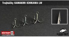 Trojháčik KAMAKIRI ICHIKAWA TEFLON LW