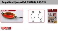 Bezprotihrotý jednoháčik na woblery VANFOOK OSP-31BL