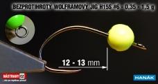 Wolfram BL jig H15S #6, 5ks