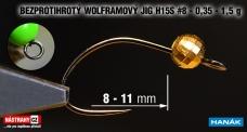 Wolfram BL jig H15S #8, 5ks