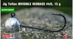 BL Jig Teflon Invisible #4/0 - 15 g, 5 ks