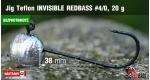 BL Jig Teflon Invisible #4/0 - 20 g, 5 ks +0,24 €