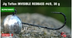 BL Jig Teflon Invisible #4/0 - 30 g, 5 ks +0,24 €