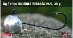 Jig Teflon Invisible #4/0 - 5 ks, 30 g +0,24 €