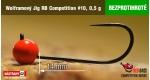 #10 - 0,5 g, Red, 5 ks