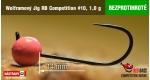 #10 - 1,0 g, Pink, 5 ks