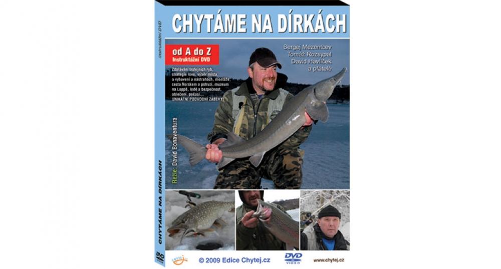 DVD Chytáme na dírkách, 102 min. 9,- EUR zdarma k obj. nad 60,- EUR