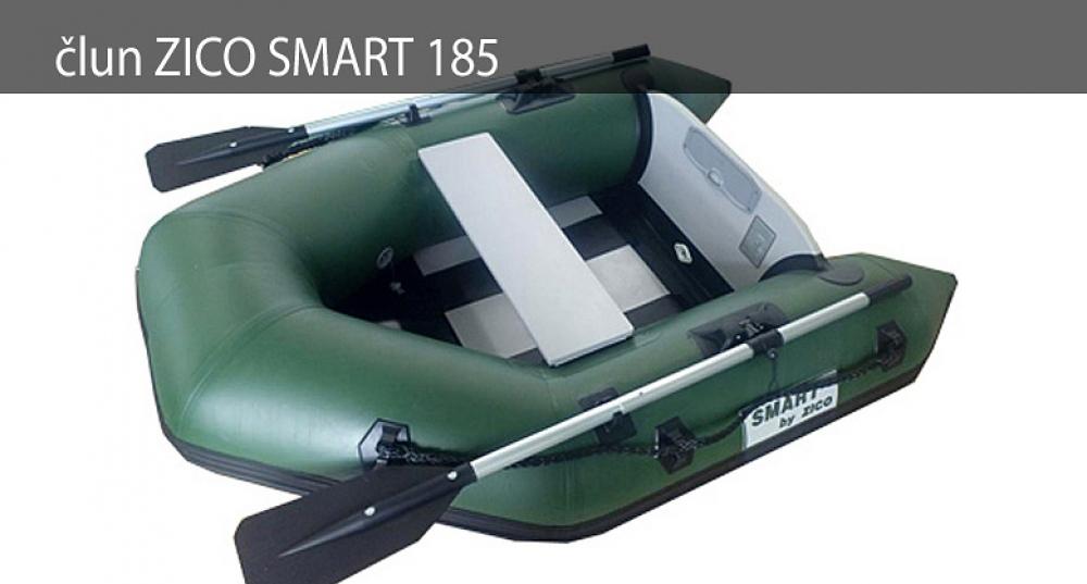 Nafukovací čln ZICO SMART 185