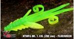Nymfa Nr. 1 XXL - FLUO/GREEN 1 ks