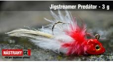 Jigstreamer Predátor 3 g
