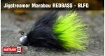 Jigstreamer Marabou REDBASS - BLFG