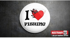 Placka: I love fishing