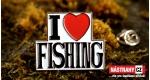 I love fishing (30mm) +0,40 €