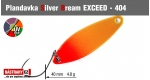 Exceed, 4,8g, color 404 - UV COLOR