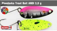 Plandavka Trout Bait - ANDI 3,0 g