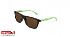 Polarizačné okuliare Delphin SG TWIST hnedá sklá