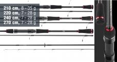NOVINKA 2020 - Prívlačový prut Daiwa Ballistic X Jigger - SKLADOM
