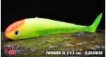 Swimmer XL - FLUO GREEN
