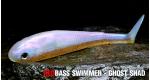 Swimmer XL - GHOST SHAD
