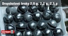 Broky na DROPSHOT - 20 ks