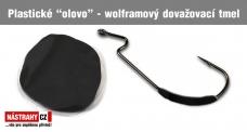"""Plastické """"olovo"""" - dovažovací wolfrámový tmel 15 g"""